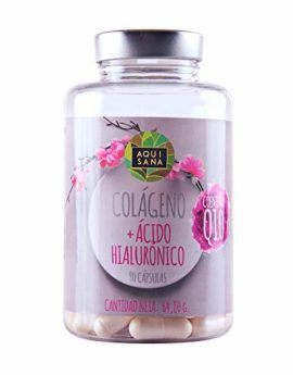 colageno q10 acido hialuronico aquisana mejores colagenos mejor oferta barato efectivo