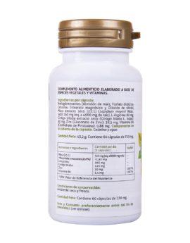 maca ginkgo biloba zinc efectivo aquisana capsulas pastillas mejor oferta comprimidos baratos cual es