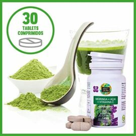 moringa acai aqai vitamina c antioxidante natural