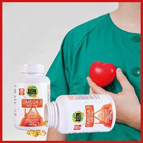 omega 3 efectivo aquisana capsulas pastillas mejor oferta comprimidos baratos cual es